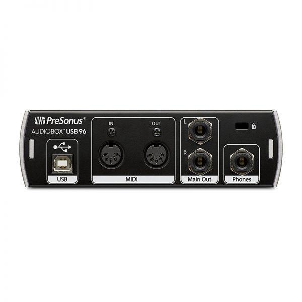کارت صدا Presonus AudioBox USB 96
