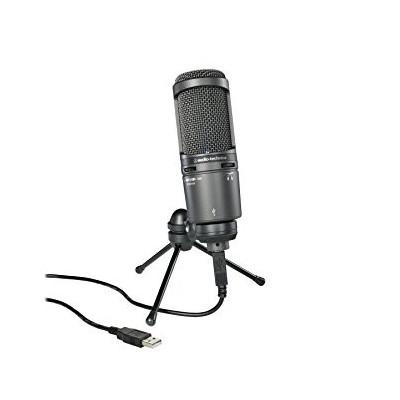 میکروفون Audio Technica AT2020 USB