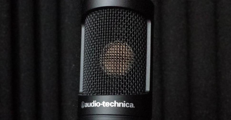 میکروفون Audio Technica AT2035   خرید میکروفون استودیویی Audio Technica AT2035   خرید میکروفن استودیویی   خرید میکروفون صدابرداری   میکروفون سه قطبی