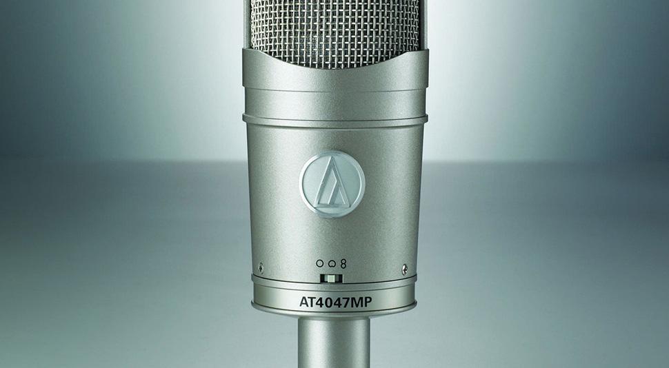 میکروفون Audio Technica AT4047MP   خرید میکروفون استودیویی Audio Technica AT4047MP   خرید میکروفون استودیویی   میکروفون Audio Technica