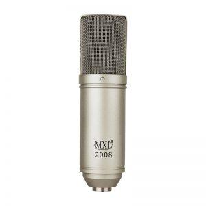 میکروفون MXL 2008 | خرید میکروفون ام ایکس ال MXL 2008 | خرید میکروفون استودیویی | میکروفون ارزان | میکروفون MXL | کالا استودیو