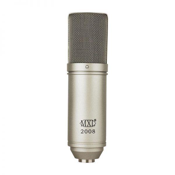 میکروفون MXL 2008   خرید میکروفون ام ایکس ال MXL 2008   خرید میکروفون استودیویی   میکروفون ارزان   میکروفون MXL   کالا استودیو