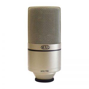 میکروفون MXL 990 | خرید میکروفون ام ایکس ال MXL 990 | خرید میکروفون استودیویی | میکروفون کاندنسر | میکروفون MXL 990 | کالا استودیو