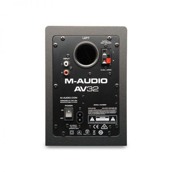 اسپیکر مانتیورینگ M-Audio AV32