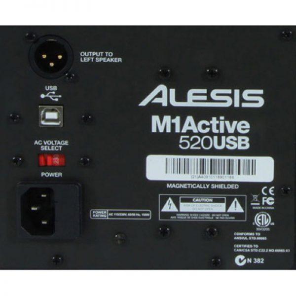 اسپیکر مانیتورینگ Alesis M1 Active 520 USB