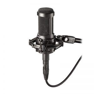 میکروفون Audio Technica AT2050   خرید میکروفون AT2050   خرید میکروفون استودیویی   Audio Technica AT2050   میکروفون حرفه ای   خرید میکروفن   کالا استودیو