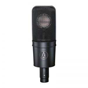 میکروفون Audio Technica AT4040   خرید میکروفون آدیو تکنیکا AT4040   خرید میکروفون استودیویی   میکروفون کاندنسر استودیویی   میکروفون استودیویی   کالا استودیو