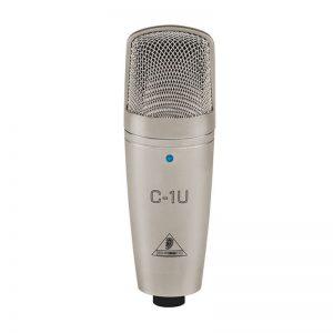 میکروفون Behringer C1U | خرید میکروفون بهرینگر C1U | خرید میکروفون استودیویی یو اس بی | میکروفون بهرینگر C1U | کالا استودیو