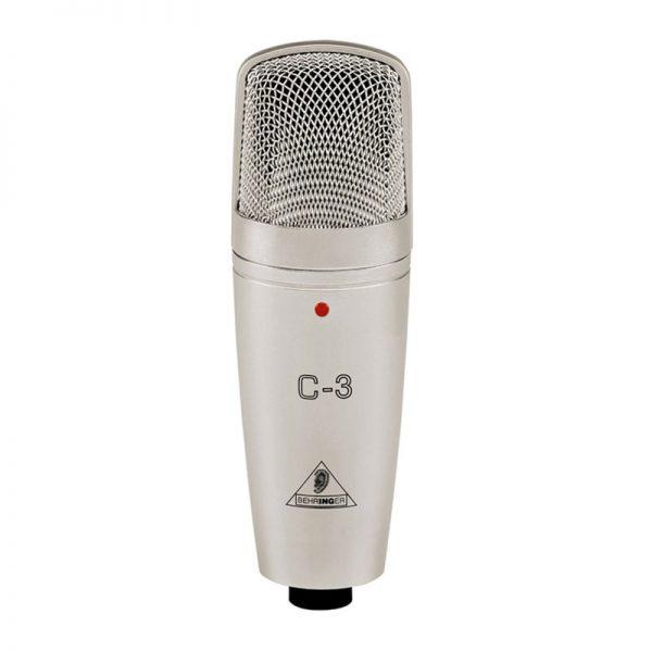 میکروفون Behringer C3 | خرید میکروفون بهرینگر Behringer C3 | خرید میکروفون استودیویی | میکروفون بهرینگر | کالا استودیو