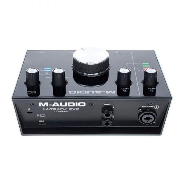 کارت صدا M-Audio M-Track 2X2