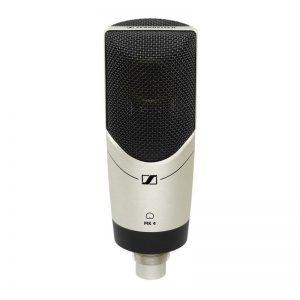 میکروفون Sennheiser MK4   خرید میکروفون سنهایزر MK4   خرید میکروفون استودیویی   Sennheiser MK4   میکروفن صدابرداری   میکروفون مارک سنهایزر   کالا استودیو