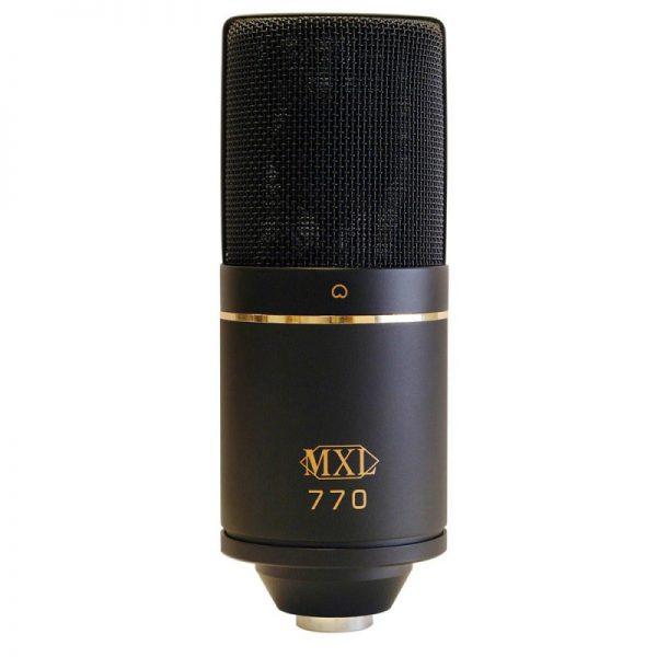 میکروفون MXL 770 | خرید میکروفون ام ایکس ال 770 | خرید میکروفون استودیویی | میکروفون استودیویی حرفه ای | میکروفون استودیویی ارزان | میکروفون | کالا استودیو