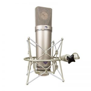 میکروفون Neumann U 87 Ai | میکروفون نیومن Neumann U 87 Ai With EA 87 | خرید میکروفون استودیویی | میکروفون نیومن | میکروفون حرفه ای | کالا استودیو