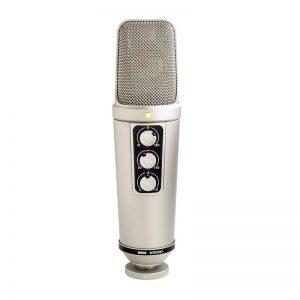 میکروفون Rode NT2000 | خرید میکروفون رود Rode NT2000 | خرید میکروفون رود | خرید میکروفون استودیویی | میکروفون استودیویی | خرید میکروفون | کالا استودیو