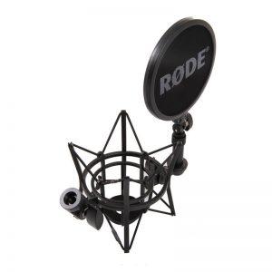 لرزه گیر Rode POP Shield SM6 | خرید شاکمونت رود | خرید لرزه گیر میکروفون | Rode POP Shield SM6 | شاکمانت میکروفون | شاکمونت میکروفون | کالا استودیو