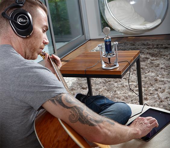 میکروفون Blue Spark Digital | خرید میکروفون بلو Blue Spark Digital | خرید میکروفون استودیویی | میکروفون مارک بلو | Blue Spark Digital | کالا استودیو