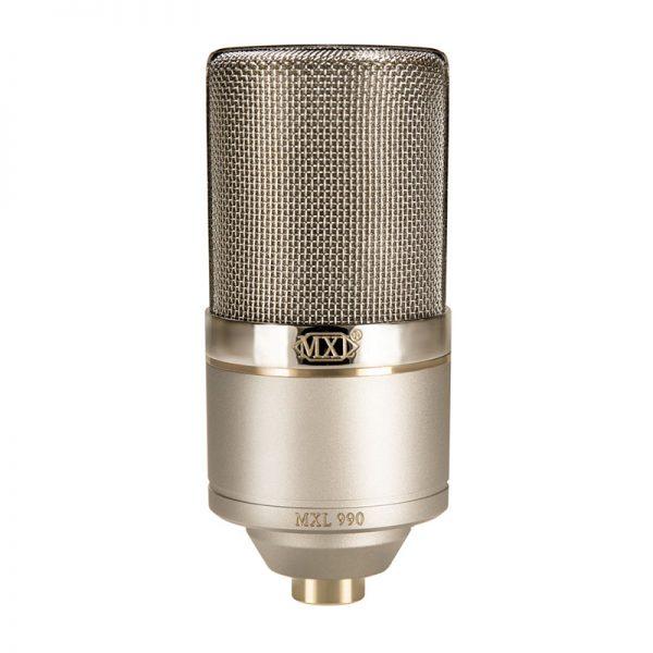 میکروفون MXL 990-HE | خرید میکروفون ام ایکس ال MXL 990-HE | خرید میکروفون استودیویی | میکروفون حرفه ای | میکروفن استودیویی | MXL 990-HE | کالا استودیو