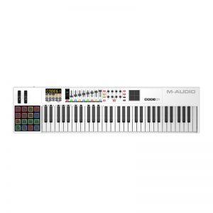 میدی کنترلر M-Audio Code 61 | میدی کنترلر | خرید میدی کنترلر | خرید و فروش انوع میدی کنترلر نو و کارکرده | خرید میدی کنترلر M-Audio | میدی کنترلر کد 61...