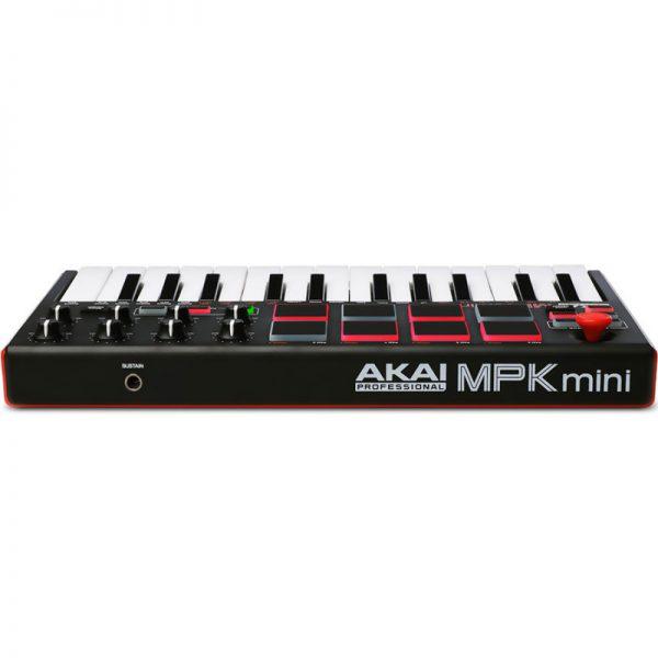 میدی کنترلر AKAI MPK Mini MKII