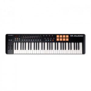 میدی کنترلر M-Audio Oxygen 61 New | میدی کنترلر | خرید میدی کنترلر | خرید و فروش انوع میدی کنترلر نو و کارکرده | خرید میدی کنترلر M-Audio