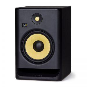 اسپیکر مانیتورینگ KRK Rokit 8 G4 | خرید اسپیکر مانیتورینگ کی ار کی KRK | خرید اسپیکر مانیتورینگ | تجهیزات استودیو | کالا استودیو