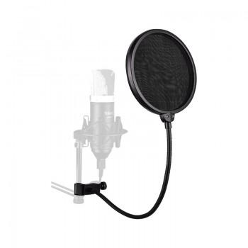 پاپ فیلتر میکروفون 5 اینچ