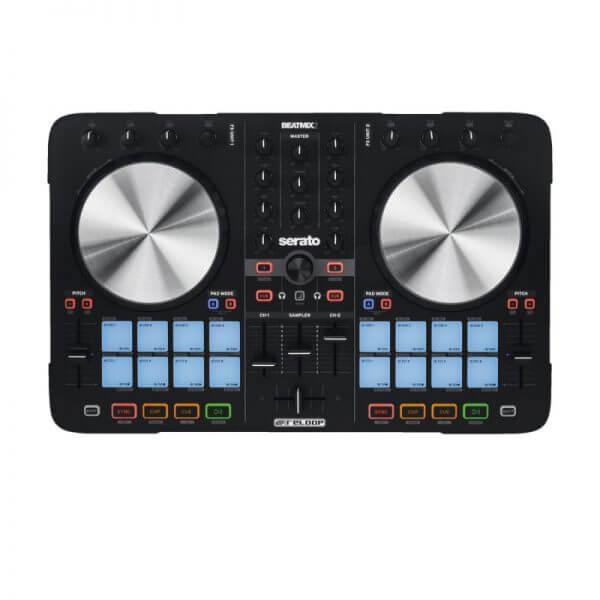 دی جی کنترلر Reloop Beatmix 2 MK2 | خرید دستگاه دی جی ریلوپ Beatmix 2 MK2 | خرید تجهیزات دی جی | دی جی کنترلر ریلوپ | هدفون دی جی | کالا استودیو