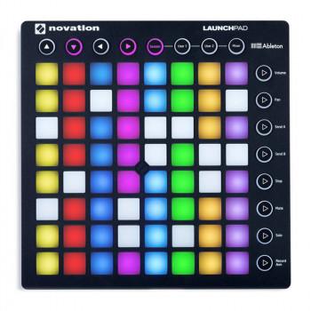 لانچ پد Novation Launchpad | خرید لانچ پد نویشن | خرید میدی کنترلر | خرید لانچ پد | پد درام نویشن | خرید تجهیزات استودیو | کالا استودیو