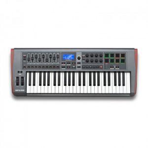 میدی کنترلر Novation Impulse 49 | میدی کنترلر | خرید میدی کنترلر | خرید و فروش انوع میدی کنترلر نو و کارکرده | خرید میدی کنترلر ن.یشن