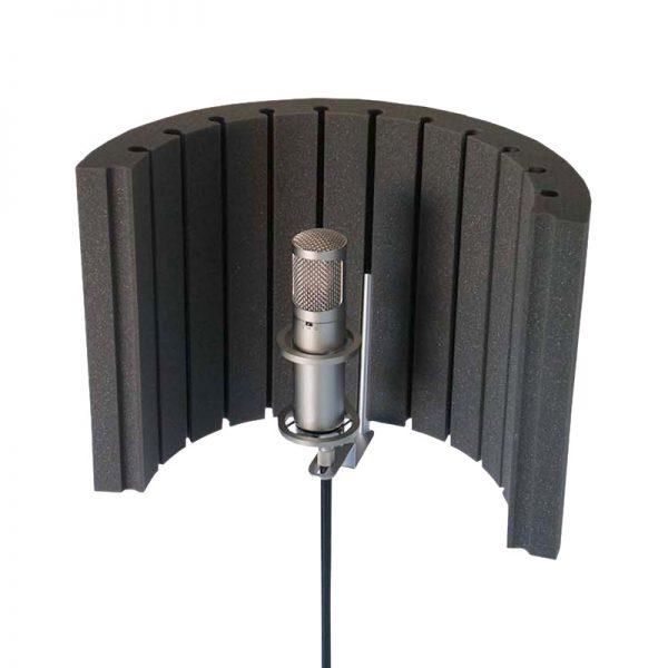 ایزولاتور میکروفون | آنتی رفلکتور | خرید ایزولاتور میکروفون | خرید ایزولاتور | قیمت ایزولاتور میکروفون | خرید تجهیزات آکوستیک | خرید تجهیزات جانبی استودیو ..