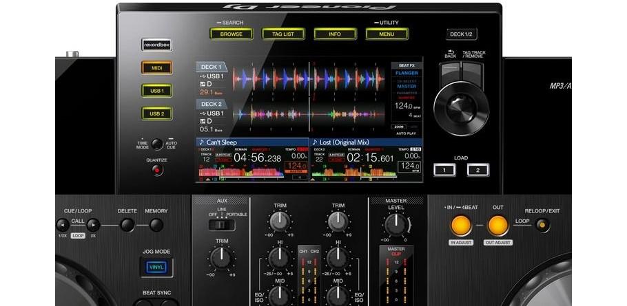 دی جی کنترلر Pioneer XDJ-RR | خرید دستگاه دی جی پایونیر Pioneer XDJ-RR | خرید دستگاه دی جی | خرید تجهیزات دی جی | هدفون دی جی | کالا استودیو