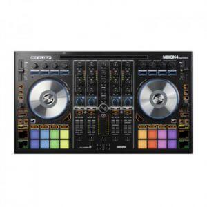Reloop Mixon 4 | خرید دی جی کنترلر Reloop Mixon 4 | خرید دستگاه دی جی | تجهیزات دی جی | خرید دی جی کنترلر ریلوپ | کالا استودیو