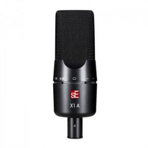 میکروفون sE Electronics X1 A | خرید میکروفون sE Electronics X1 A | خرید میکروفن استودیویی | خرید میکروفون استودیویی ارزان | میکروفون کاندنسر | میکروفون se