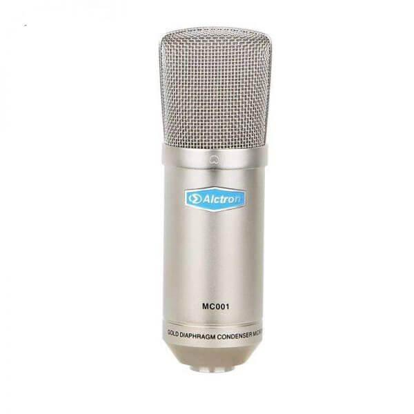 میکروفون Alctron MC001 | خرید میکروفون استودیویی الکترون | خرید میکروفون استودیویی | خرید تجهیزات استودیویی | میکروفون استودیویی کارکرده | Alctron MC001