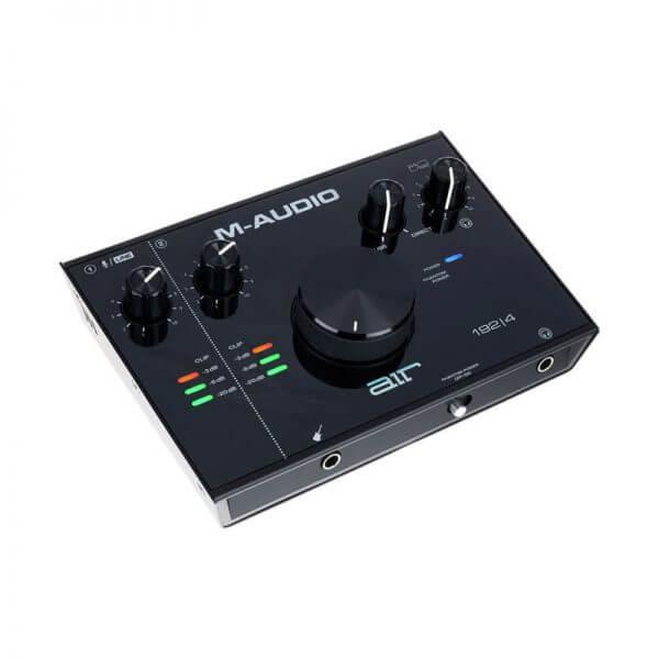 کارت صدا M-Audio AIR 192|4 | خرید کارت صدا اکسترنال | خرید و فروش انواع کارت صدا نو وکارکرده | خرید کارت صدا ارزان | کارت صدا | کارت صدا M-Audio