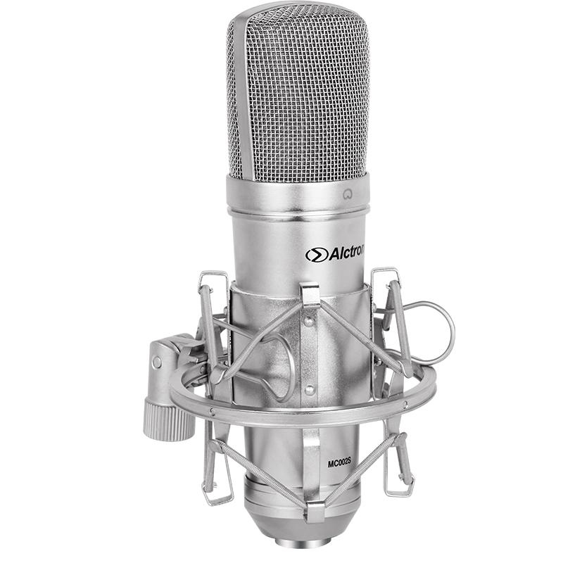 میکروفون الکترون Alctron MC002S | خرید میکروفون الکترون MC002S | خرید میکروفون استودیویی | میکروفون حرفه ای | خرید میکروفون الکترون | کالا استودیو