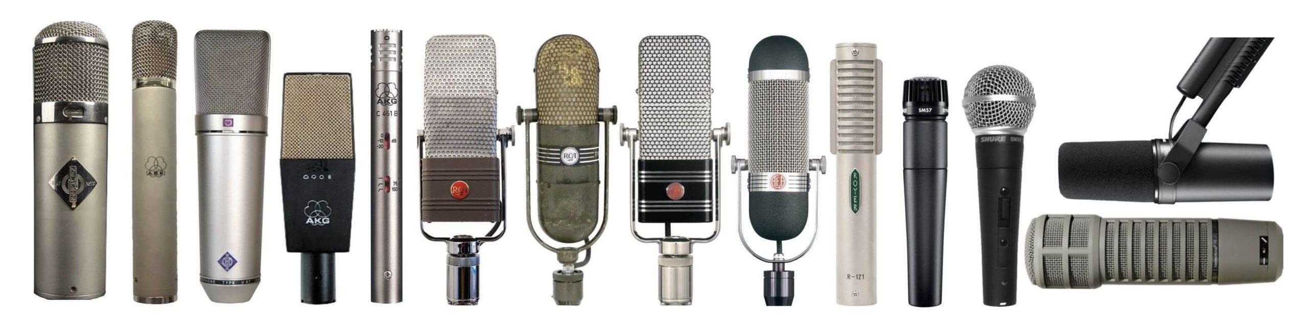 بهترین میکروفون برای تولید محتوا