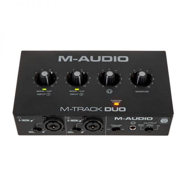 کارت صدا M-Audio M-Track Duo